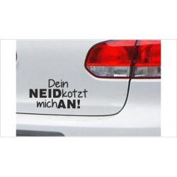 "DUB FUN OEM JDM Aufkleber Mini FUN ""dein Neid...."" Auto Aufkleber Sticker"