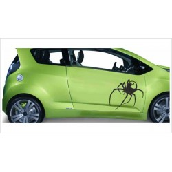 Aufkleber SET Car Style Tattoo Tribal Spinne Spider Fahrzeuge Seitenaufkleber