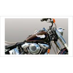 Motorrad Aufkleber-SET 01