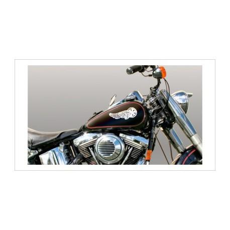 Motorrad Aufkleber-SET 03
