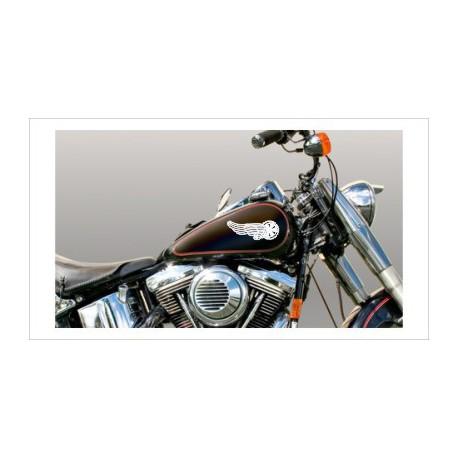 Motorrad Aufkleber-SET 06