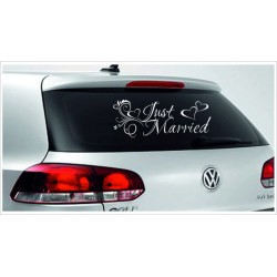 Just Married HOCHZEIT 09