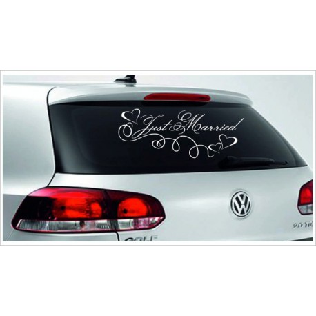 Just Married HOCHZEIT 14