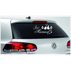 Just Married HOCHZEIT 21