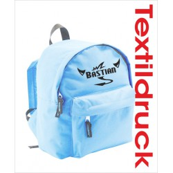 Rucksack KIDS + Wunschname 09