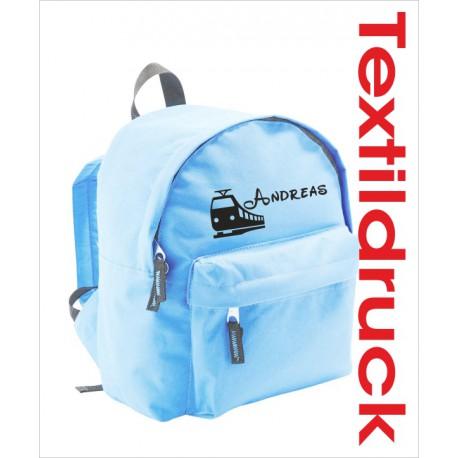 Rucksack KIDS + Wunschname 12