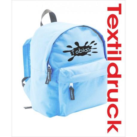 Rucksack KIDS + Wunschname 19