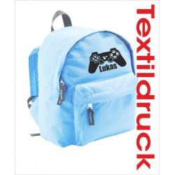 Rucksack KIDS + Wunschname 24
