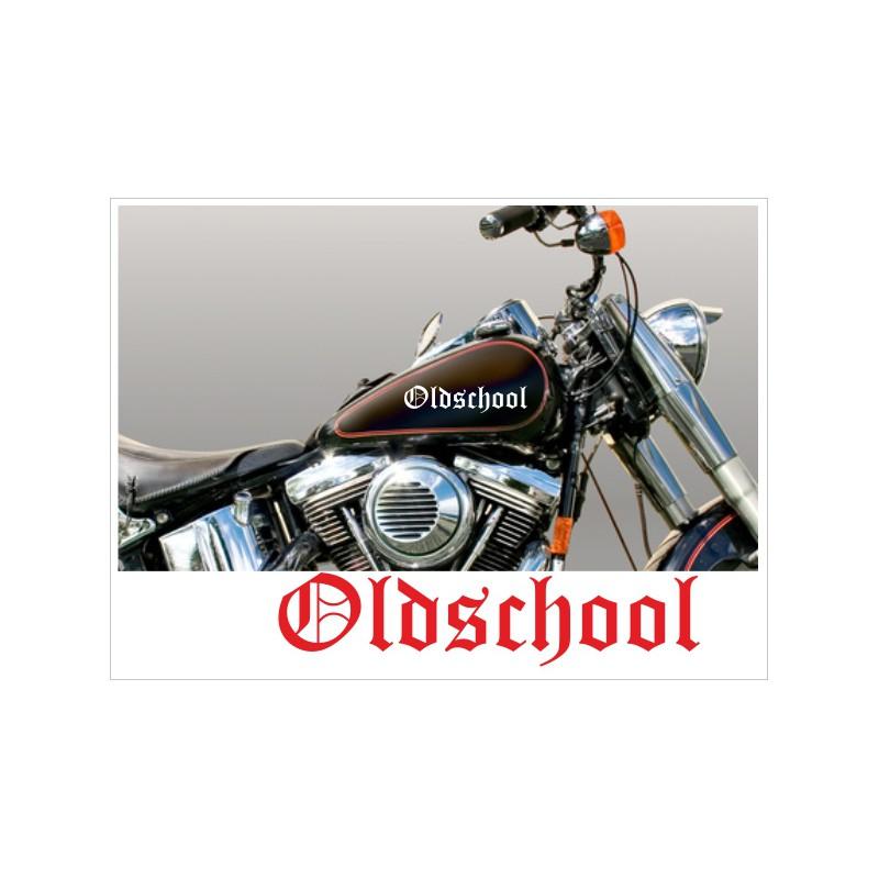 Motorrad Aufkleber Sticker Tattoo Bike Chopper Tribal 45 Old School Der Dekor Aufkleber Shop
