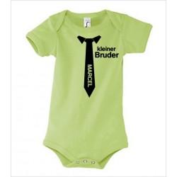 Name 11 Baby Body Strampler Geburt Geschenk Textil Druck  Prinzessin Krone