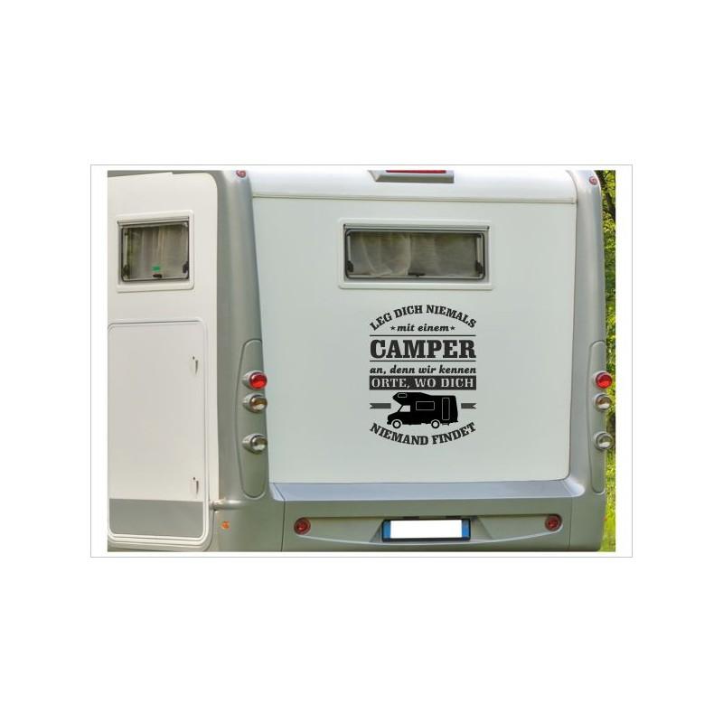 Aufkleber Wohnmobil Wohnwagen Auto Spruch Camper Caravan Woma Wohnmobil Der Dekor Aufkleber Shop